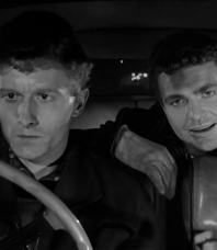 Mirror Mirror – Rediscovering 'The Man in the Back Seat' (UK 1961 – 57 mins)